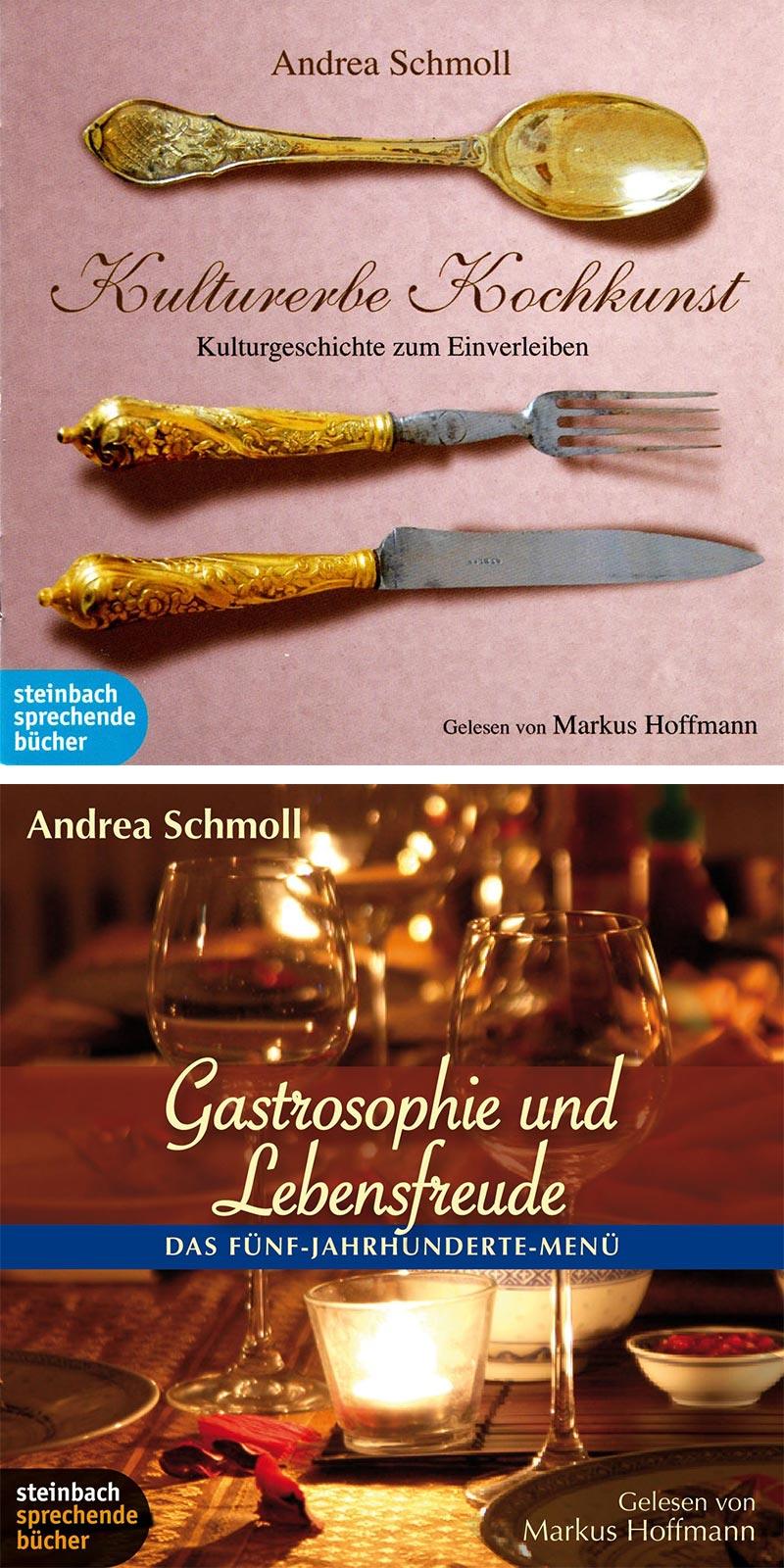 Hörbücher Andrea Schmoll
